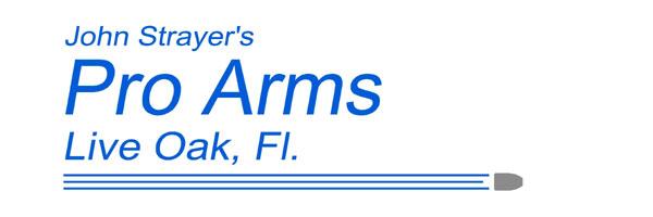 Pro Arms Logo