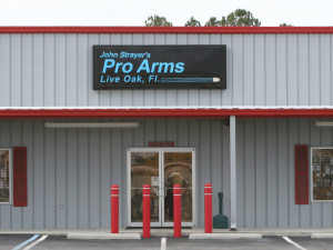 Pro Arms Store, 1703 N. Ohio Ave. Live Oak, FL 32064