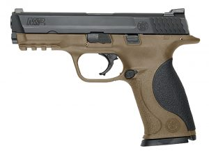 M&P9 Desert Tan